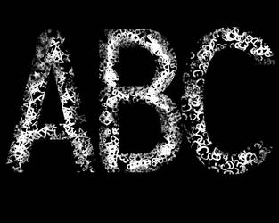 ABC by illogical21
