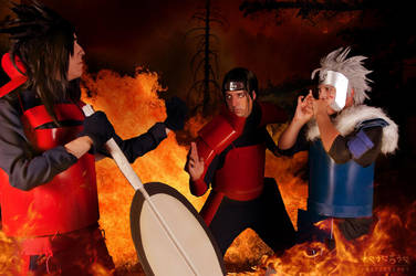 Epic Battle by Taichia-Photo