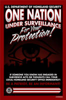 one nation under surveillance by Satansgoalie