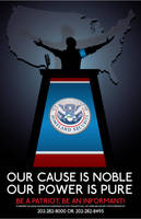 homeland security? by Satansgoalie