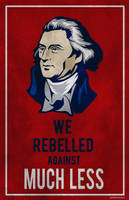 we rebelled by Satansgoalie