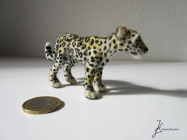 Arabian Leopard in Scale 1:18 by JannisKernert