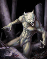 werewolf by BryanSyme