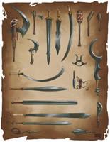 Weapons Ki Khanga by BryanSyme
