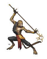 Hanumanis by BryanSyme