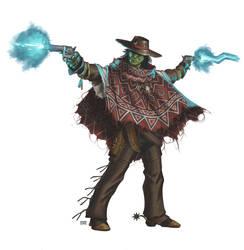 Gunslinger by BryanSyme