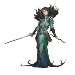 Lady Sorreminx by BryanSyme