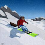 Der Berg ruft! by WolleWolf95