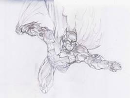 Batman DC new 52 jim lee 2 by dushans