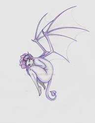 Succubus Curl by LizzyLovesSatan