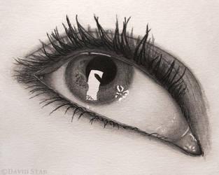 Eye Series 01 by Dave-Star