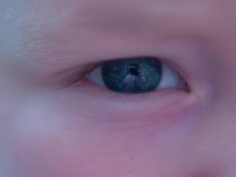 eye of the beholder by Muehsam