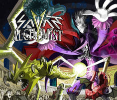 Savant Alchemist by Imson