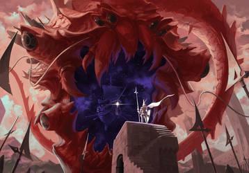 Celestial Portal by Imson