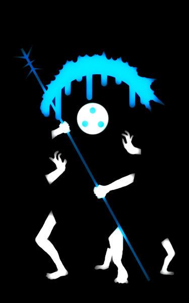 Creature in the dark by Patnactt3