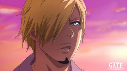 One Piece - Vinsmoke Sanji 2019 by Pisces-D-Gate