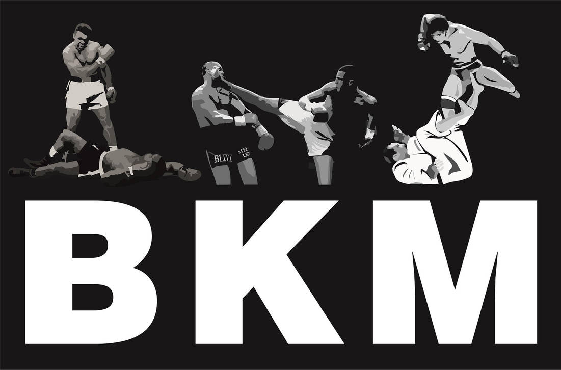 Boxing Kickboxing Mma Wallpaper By Joe09art On Deviantart