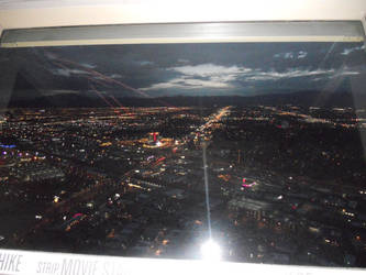 Vacation Pic: Las Vegas from Stratosphere by KdaAnimefan