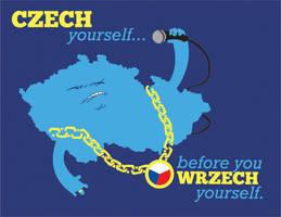 Czech it out. by Olsonmabob