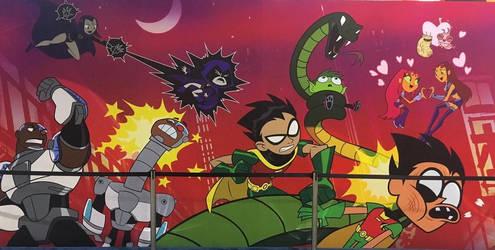 Teen Titans '03 are back!! by Austin624fan