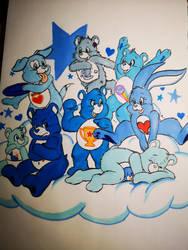 The blue crew by CrazyWackyBonkerz