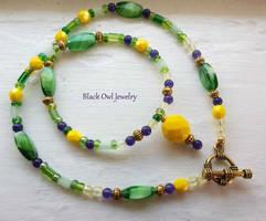 Oxossi Necklace by IdolRebel
