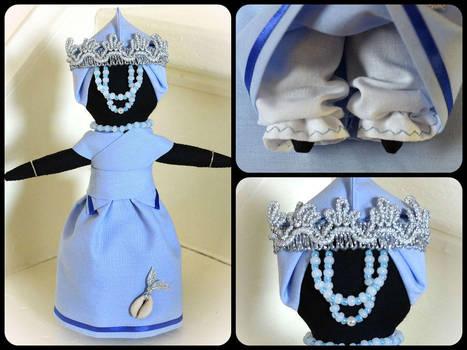 Queen Yemaya Doll by IdolRebel
