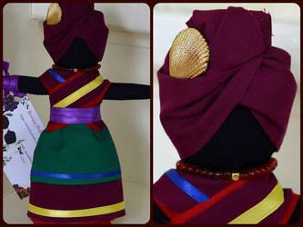 Jibarita De Oya Doll by IdolRebel