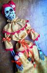 Ms. Gloria Doll by IdolRebel