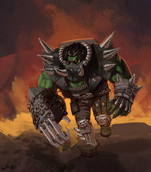 Orky /tg/ Request by SergIole