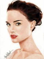 Natalie Portman by thanhec