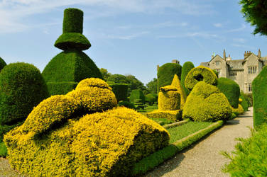 Levens Hall 23 by Forestina-Fotos