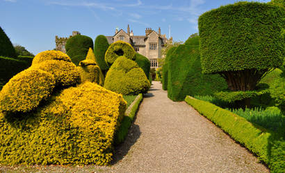 Levens Hall 26 by Forestina-Fotos