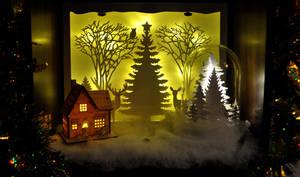 Festive Display by Forestina-Fotos