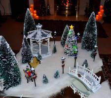 Festive Display 3 by Forestina-Fotos