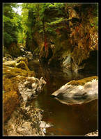 The Fairy Glen by Forestina-Fotos