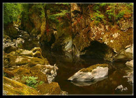 The Fairy Glen 2 by Forestina-Fotos