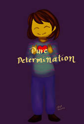 Pure Determination by ellygonwild