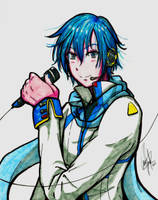Kaito ver. Append by angel-athena