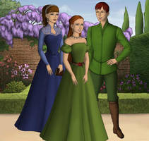 Neverland Family by taytay20903040