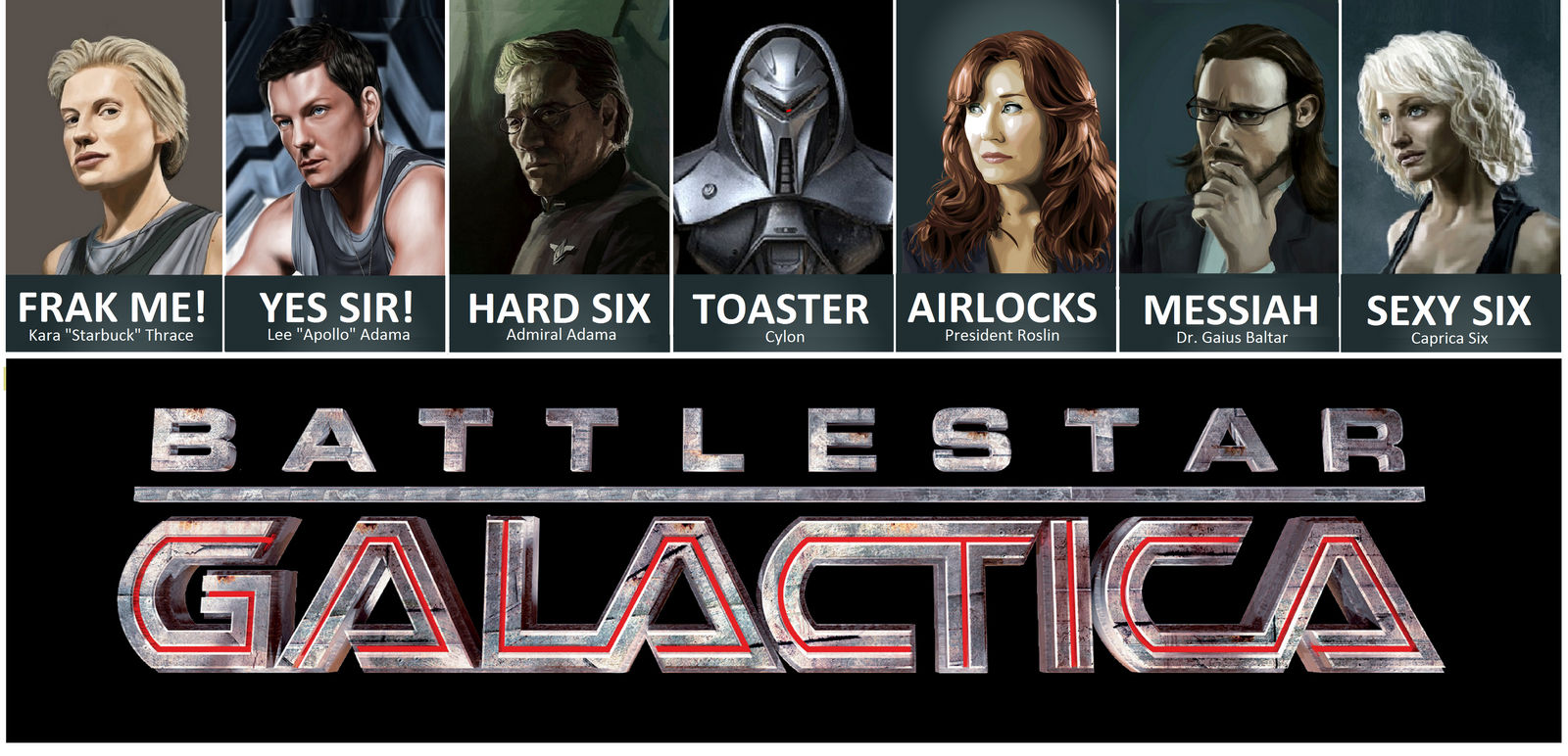 Image result for battlestar galactica memes