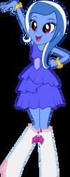 Request: Diamond Blue by LazyPixel