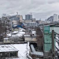 Urban snake by Igor-Demidov