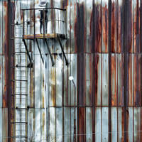 Rusty stripes by Igor-Demidov