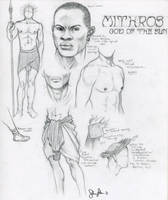 TP: Mithros by yellowis4happy