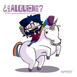 Unicorn by yupiyeyo