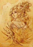  OC  Bravette ~ Princess of Rourelands by RossiniCrezyel