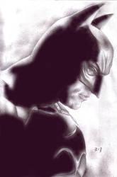 Batman by affynity