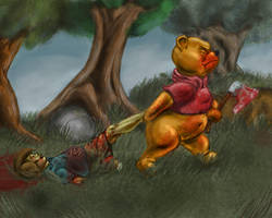 Winnie the Murderer by winds-of-chaos