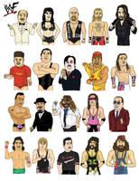 WWF Heros 2 by Blank-mange